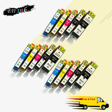 Ink Cartridge For Canon PGI-550 CLI-551 Use For Pixma IP7250 MG5450 MG6450 15PK