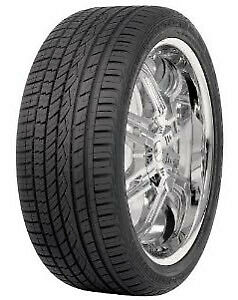 235/60R18 CONTINENTAL CROSS CONTACT UHP 103V NEW SUMMER TYRE (dot code 2012)
