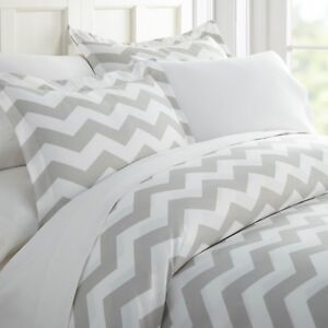 Premium - 3 Piece Arrow Printed Duvet Cover Set - The Hotel Collection by iEnjoy