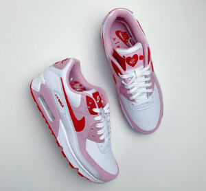 Nike Air Max 90 Valentines Day Love Letter Brand New Free Shipping Women's
