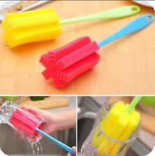 Sponge Brush Bottle Cup Facility Feeding-bottle Cleaner Cleaning Kitchen Supply