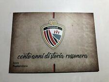 2021 Folder Centenario Fondazione Foggia Calcio - Edizione Limitata 3000