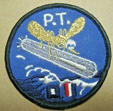/US NAVY Patch PATROL TORPEDO BOAT,P.T.