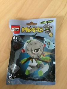 Lego Mixels Series 4 - Nurp-Naut 41529 - New Polybag