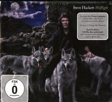 STEVE HACKETT - WOLFLIGHT (CD + BLU-RAY Audio Set)