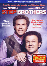 Step Brothers (Unrated Widescreen Edition) New DVD