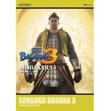 Sengoku Basara 3 Samurai Heroes Basara Drama Emaki art book / PS3 / Wii
