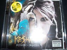 Kesha Animal / Cannibal - (Australia) (Gold Series) 2 CD – New