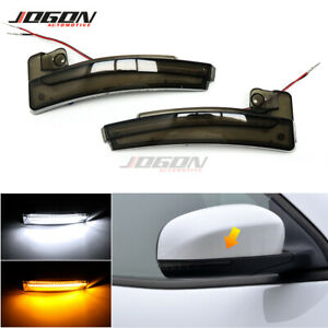 LED Dynamic Turn Signal Side Mirror Light  For Jeep Compass 17-20 Cherokee KL