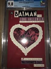 Batman The Long Halloween #5 CGC 9.8