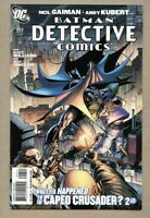 Detective Comics #853-2009 nm 9.4 STANDARD Cover Batman Neil Gaiman Andy Kubert