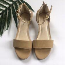 NWOB Stuart Weitzman sandals tan beige kids Penelope Nola