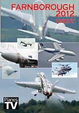 Farnborough International Airshow 2012 Uncut  DVD Aircraft Aviation Planes Jets