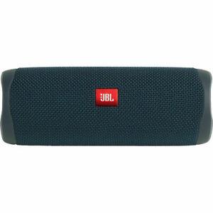 JBL Flip 5 Portable Waterproof Bluetooth Speaker (Black)