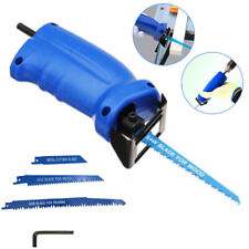 Portable Reciprocating Saw Adapter Changed Electric Drill Into Attachment Tools