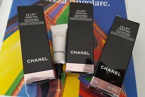 Chanel Le lift Yeux Hals CREAM 3 x 3ml new neu
