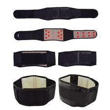 Tourmaline Self-heating Magnetic Therapy Waist Belt Lumbar Support Back Waist
