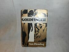 Goldfinger by Ian Fleming, 1959 book club edition