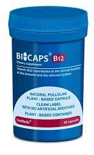 ForMeds BICAPS B12 Vitamin B12 - Pure 60 Caps - Original - Vegan - UK Stock!