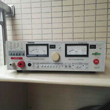 KIKUSUI TOS8870A Withstanding Voltage / Insulation Resistance Tester tested