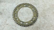 88 Honda NT650 NT 650 RC31 RC 31 Hawk GT rear back sprocket
