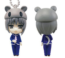 Fruits Basket Yuki Cosplay Mascot Key Chain