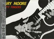 GARY MOORE - Dirty Fingers VINYL [1983] Japanese Import (25AP 2644) NM+/NM