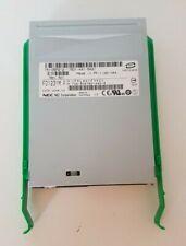 """NEC FD1231M Diskettenlaufwerk Intern 1.44MB 3.5"""" Floppy inkl. Halterungsschienen"""