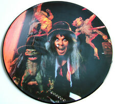 """EX/EX! WASP SCREAM UNTIL YOU LIKE IT 12"""" VINYL PICTURE DISC W.A.S.P.  Ghoulies 2"""