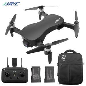 JJRC X12 5G WIFI GPS RC Drone 12MP 4K Foto con borsa+2-batteria G5B8