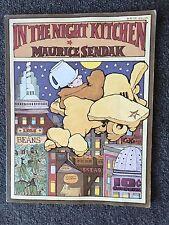 2 Books Horton Hatches the Egg Dr. Seuss & In The Night Kitchen Maurice Sendak