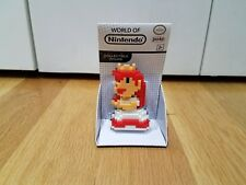 "WORLD OF NINTENDO SUPER MARIO 8-BIT PRINCESS PEACH  2.5"" FIGURE"