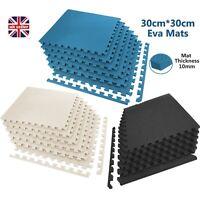Baby Crawling Puzzle Mat Kids Play Mat EVA Soft Foam Interlocking Floor mats