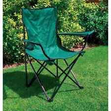 Folding Camping Fishing Chair Seat Foldable Beach Garden Outdoor Furniture
