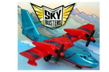 2012 Matchbox Skybusters Blaze Buster