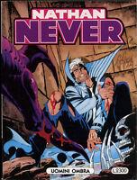 NATHAN NEVER - N° 8 - GENNAIO 1992  - BONELLI - CONDIZIONI EDICOLA