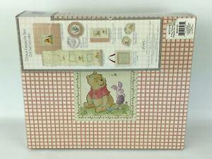 Disney Winnie The Pooh 7-Piece Child Keepsake Box Gift Set NEW