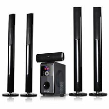 beFree BFS-910 5.1 Channel Surround Sound Speaker System with Bluetooth HDMI USB