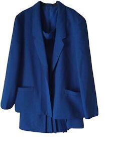 Debenhams Skirt Suit Size 16