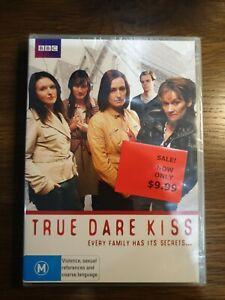 True Dare Kiss - DVD (Region 4 PAL) ABC BBC FREE POST SEE MY OTHER LISTINGS