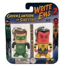 DC écrire ems green lantern vs sinestro nouveau