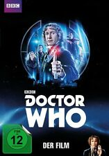 DOCTOR WHO - DER FILM MCGANN,PAUL/ROBERTS,ERIC/+  2 DVD NEU