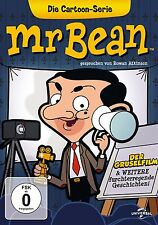 MR.BEAN - DIE CARTOON-SERIE STAFFEL 2 VOL.1   DVD NEU