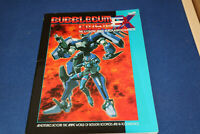 Bubblegum Crisis: EX Paperback – 1998 Fuzion Powered