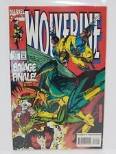 Wolverine #71 - Marvel July 1993 - actual pictures - 5.0 VG/FN