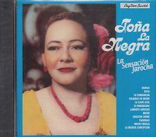 Tona La Negra La Sensacion Jarocha CD New Nuevo