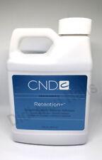 CND Retention+ Sculpting Liquid 16oz/473mL Superior Adhesion No Primer Required