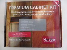 Harveys Premium armadietto Kit per la pulizia mobili in legno.