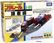 Takara Tomy Plarail J-06 staging area New