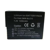 DMW-BLC12 Battery for  Panasonic Lumix DMC-FZ2500 Lumix DMC-FZ2000